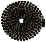 Black 04.5 inch to 27 inch Ball Chain #3