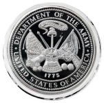 Freedom Will Endure-Army Commemorative Coin